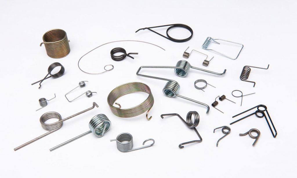 Custom torsion springs